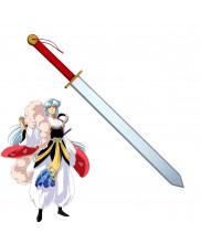 InuYasha Sesshoumaru Weapon Great Tokijin Sword Cosplay Prop
