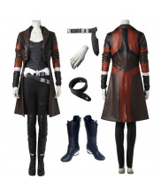 Guardians of the Galaxy Vol. 2 Gamora Cosplay Costume