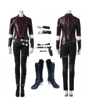 Guardians of the Galaxy Vol 2 Gamora Cosplay Costume Jacket