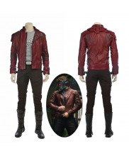 Guardians of the Galaxy Vol.2 Peter Quill Star-Lord Cosplay Costume