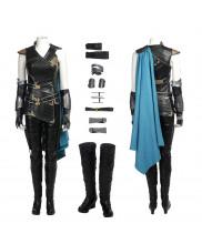 New Thor Ragnarok Valkyrie Cosplay Costume
