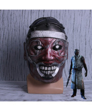 Dead by Daylight Spark Of Madness The Doctor Scary Mask Latex Cosplay Prop