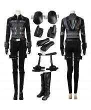 New Avengers infinity war Natasha Romanoff Black Widow cosplay Costume