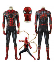Avengers Infinity War Peter Parker Spider-Man Cosplay Costume