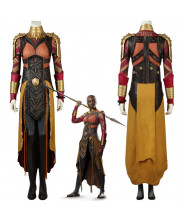 Black Panther Okoye Cosplay Costume