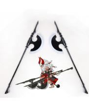 Fate Grand Order Asterius Berserker Guns Cosplay Prop