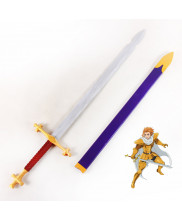 The Seven Deadly Sins Arthur Pendragon Royal Sword Cosplay Prop