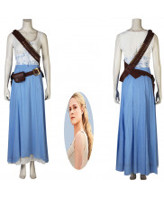 Westworld Season 2 Dolores Abernathy Cosplay Costume