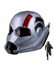 Ant-Man and the Wasp Ant-Man Helmet Mask Cosplay Prop