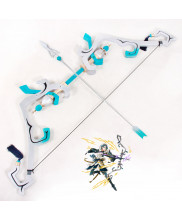 Fire Emblem If Fire Emblem Fates Setsuna Bow and Arrow Cosplay Prop