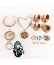 Fate grand order Cleopatra Assassin Accessories Cosplay Prop