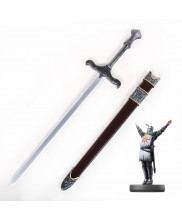 Dark Souls Solaire of Astora Sword Cosplay Prop