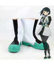 Sword Art Online Kirigaya Suguha Boots Cosplay Shoes