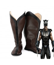 Wolverine X-Men Logan Cosplay Shoes Boots