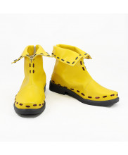 Final Fantasy XIV online FF14 Cosplay Boots Shoes