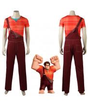 New Ralph Breaks the Internet Wreck-It Ralph 2 Ralph Cosplay Costume