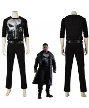 The Punisher Season 1 Frank Castle Cosplay Costume