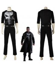 The Punisher Season 1 Frank Castle Cosplay Costume