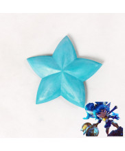 League of Legends LOL Star Guardian Poppy Star Shield Cosplay Prop