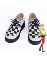 Hakata Tonkotsu Ramens Black Leg Cosplay Shoes