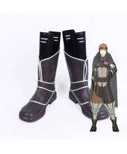 Fire Emblem Awakening Gaius Cosplay Boot Shoes