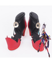 Fate/Grand Order FGO Saber Miyamoto Musashi Cosplay Shoes