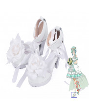 Sword Art Online The New Asada Shino Wedding shoes