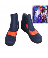 League of Legends LOL Prodigal Explorer Ezreal Hero Cosplay Shoes