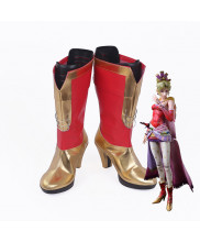 Final Fantasy Terra Tina Branford Cosplay Boots Shoes