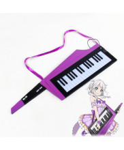 BanG Dream Eve Wakamiya Purple Roland Cosplay Prop