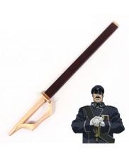 Fullmetal Alchemist King Bradley Sword Cosplay Prop