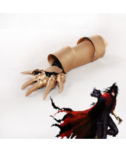 Final Fantasy VII Vincent Valentine Claw Gauntlet Hand Armour Cosplay Prop