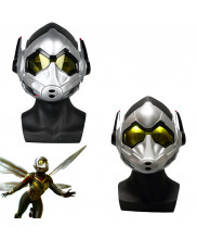 Ant-Man and The Wasp Hope Van Dyne LED Helmet Cosplay Prop Superhero Woman Mask