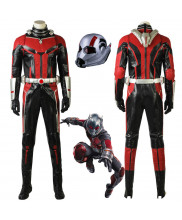 New Ant-Man and the Wasp Scott Lang Cosplay Costume