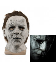 Movie Halloween Michael Myers Latex Mask Cosplay Props