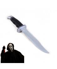 Scream Death Buck Knife PVC Cosplay Prop