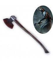 Dead by Daylight The Hunter Anna Broad Axe PVC Cosplay Prop