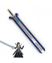 Sword Art Online Ordinal Scale Kirito Sword PVC Cosplay Prop