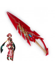 Xenoblade Chronicles 2 Homura Pyra Sword PVC Cosplay Prop