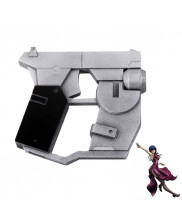 Gundam 00 Gundam Meisters-Tieria Erde Weapon PVC Gun Cosplay Prop