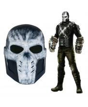Captain America Civil War Crossbones Mask Helmet PVC Cosplay Prop