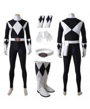 Zyuranger Mammoth Ranger Goushi Black Cosplay Costume