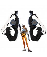 Overwatch Tracer GUN Cosplay Props Tracer PVC Gun Halloween Cos Props