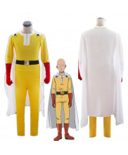 ONE PUNCH MAN Saitama Cosplay Costume version 2