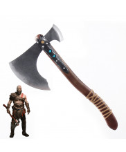 God of War Kratos Axe Cosplay Prop