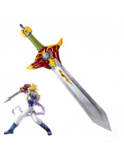 Tales of Destiny Stan Aileron Sword Cosplay Prop