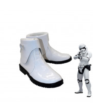 Star Wars The Force Awakens Stormtrooper Boots Cosplay Shoes