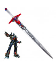 Transformers The Last Knight Optimus Prime Sword Cosplay Prop