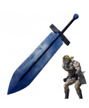 Fate Apocrypha Spartacus Berserker of Red Sword Cosplay Prop