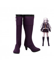 DanganRonpa Dangan Ronpa Kyoko Kirigiri Cosplay Shoes Boots Custom Made